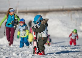 "Ski Lessons ""Tiny-Tots"" for Kids (3.5-6 years) - Afternoon"