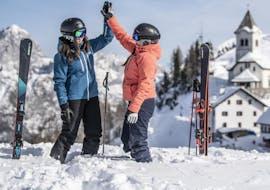 Privé skilessen voor kinderen voor alle niveaus met Freedom Snowsports Mont Blanc