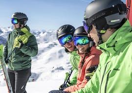 Privé skilessen voor volwassenen voor alle niveaus met Freedom Snowsports Mont Blanc