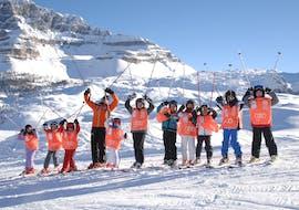 Cours de ski Enfants dès 4 ans - Expérimentés avec Scuola Sci Nazionale des Alpes