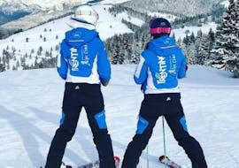 Private Ski Lessons for Kids of All Levels - High Season with Scuola di Sci e Snowboard Alpe Cimbra