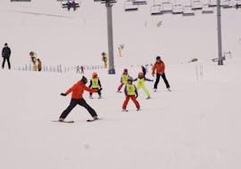 Cours particulier de ski Enfants pour Tous niveaux avec Escuela de Esquí Slalom Alto Campoo