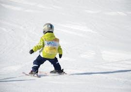 Cours particulier de ski Enfants (3-4 ans) avec École Suisse de Ski de Champéry