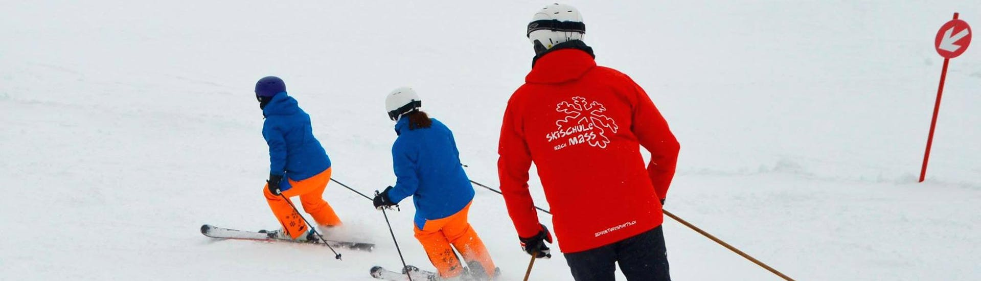 Ski Instructor Private for Adults - All Levels avec Skischule nach Mass - Hero image