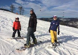 Snowboardlessen voor alle niveaus met Snowschool Vrchlabí