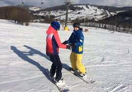 Private Snowboarding Lessons for Adults - All Levels met Snowschool Vrchlabi