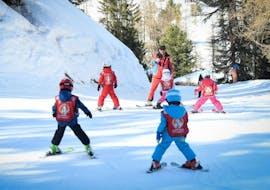 Cours de ski Enfants (5-12 ans) - Basse saison avec ESF La Plagne