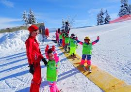 Cours de ski Enfants dès 5 ans pour Débutants avec Happy Skischule Wildschönau