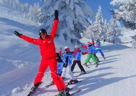 Cours de ski Enfants dès 5 ans - Avancé avec Happy Skischule Wildschönau