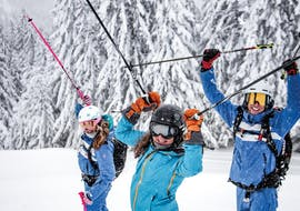 Private Ski Lessons for Adults of All Levels with Element3 Ski School Kitzbühel