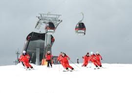 Cours de ski Adultes pour Tous niveaux avec Ski School Top Ski Piculin San Vigilio