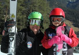Private Ski Lessons for Kids of All Levels - Low Season avec Ski School Top Ski Piculin San Vigilio