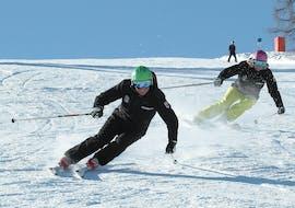 Private Ski Lessons for Adults of All Levels - Low Season avec Ski School Top Ski Piculin San Vigilio