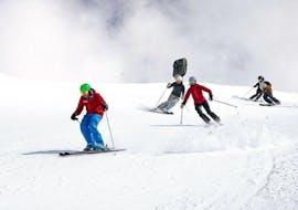 Cours particulier de ski Adultes pour Tous niveaux avec TOP SECRET Ski- & Snowboard School Davos