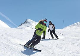 Cours particulier de ski Adultes - Zinal avec ESI Grimentz-Zinal