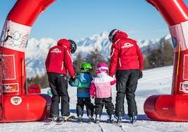 Cours de ski Enfants (3-5 ans) - Journée avec École Suisse de Ski de Veysonnaz