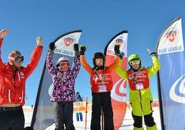 Premier Cours de ski Enfants (6-17 ans) - Matin avec École Suisse de Ski de Veysonnaz