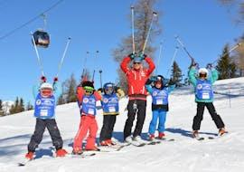 Cours de ski Enfants (6-17 ans) - Expérimentés - Matin avec École Suisse de Ski de Veysonnaz