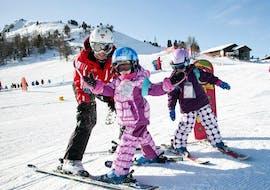 Premier Cours de ski Enfants (6-12 ans) - Après-midi avec École Suisse de Ski de Veysonnaz