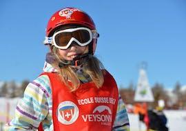 Premier Cours de ski Enfants (6-12 ans) - Journée avec École Suisse de Ski de Veysonnaz