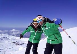 Skilessen voor volwassenen - ervaren met Escuela Internacional de Esquí Sierra Nevada