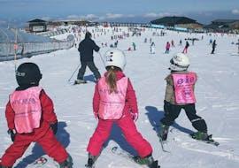 Private Ski Lessons for Kids (3-12 y.) of All Levels met Escuela Internacional de Esquí Sierra Nevada