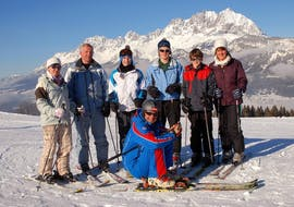 Cours de ski Adultes pour Débutants avec Schischule Wilder Kaiser