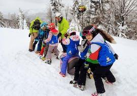 Clases de esquí para niños para todos los niveles con Ski Szkola Move it Szczyrk