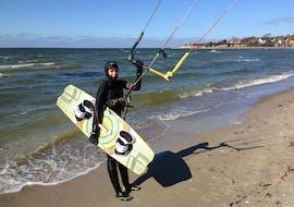 Cours de kitesurf à Thiessow avec ProBoarding Rügen