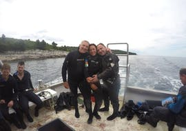 PADI Discover Scuba Diving in Medulin with Diving Center Shark Medulin