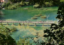 Boat Trip to Krka National Park with Destina Boat Excursions Vodice