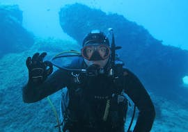PADI Open Water Diver Course for Beginners in Port d'Andratx with Balear Divers