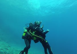 PADI Rescue Diver Course for Certified Divers with Balear Divers