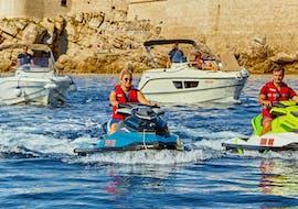 Jet Ski Safari in Dubrovnik incl. Lokrum Island avec Gari Transfer Dubrovnik