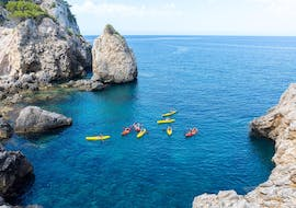 Guided Kayak Tour to the Malgrats Islands with ZOEA Mallorca