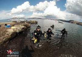 Try Scuba Diving for Beginners - Discover Scuba with Santorini Diving Center