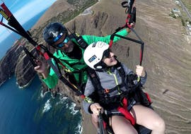 Tandem Paragliding in Madeira - Discovery with Madeirawings