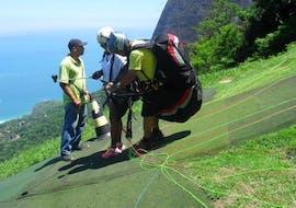 """Tandem Paragliding """"Long Flight"""" - Lazio with Sky Experience Lazio"""