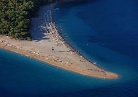 Balade privée en bateau vers la Corne d'Or et les Pakleni avec Hvar Boats