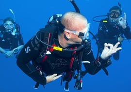 Private SSI Basic Scuba Divier Course for 2 beginners with Endless Oceans Dive Centre Gozo