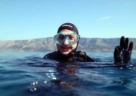 PADI Discover Scuba Diving in Jelsa for Beginners with Black Pearl Diving Center Jelsa