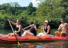 Canoeing & Kayaking Safari on the Kupa River with Rafting Gorski Tok