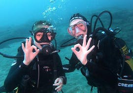 Scuba Diving - Guided Reef & Bay Dives from Maspalomas with Leagues Ahead Diving Gran Canaria