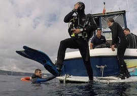 Scuba Diving Course - PADI Advanced Open Water Diver with Leagues Ahead Diving Gran Canaria
