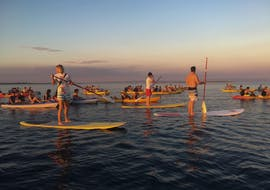 Stand Up Paddle Board Rental at Cape Kamenjak with Windsurf Station Premantura