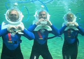 Sea Trek - Lanzarote with Native Diving Lanzarote