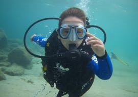 Scuba Diving Course - Junior Scuba Diver (8-12 years) with Native Diving Lanzarote