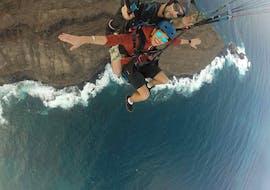Tandem Paragliding in Lanzarote - Discovery Flight with Famaraíso Lanzarote Paragliding