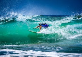 Semiprivate Surfing Lessons for Kids & Adults - All Levels with Pro Surfing Company Gran Canaria