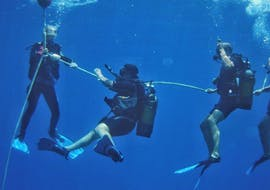 PADI Open Water Diver Course in Crete for Beginners with Diver's Club Crete
